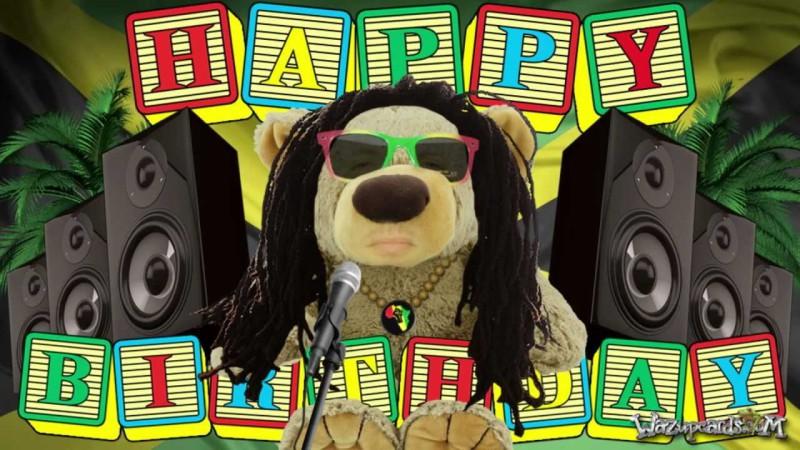 Поздравления с днем рождения для растамана